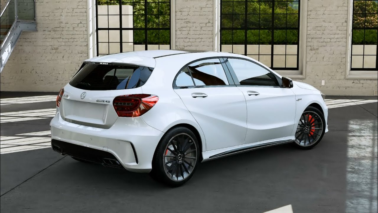 Forza motorsport 5 2013 mercedes benz a45 amg youtube for Mercedes benz c500 price