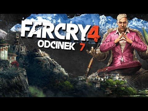 #7 Zagrajmy w Far Cry 4 Totalna rozwałka PS4 Gameplay 1080P PL