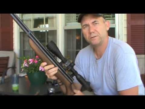 How To Make A Pellet Holder For An Air Rifle