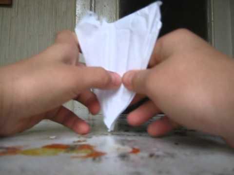 Как сделать оригами когти из
