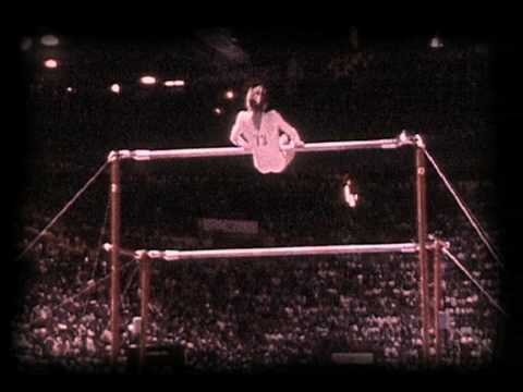 NADIA COMANECI PERFECT 10