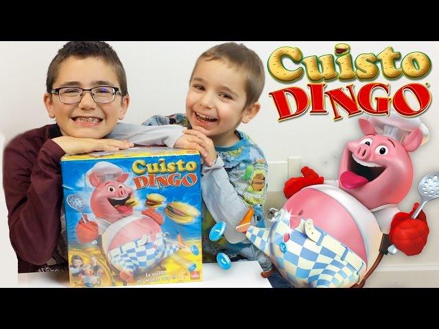 JEU - CUISTO DINGO - Challenge - Test jeux de société thumbnail