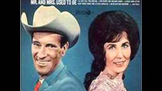 Watch Ernest Tubb Mr. And Mrs. Used To Be video