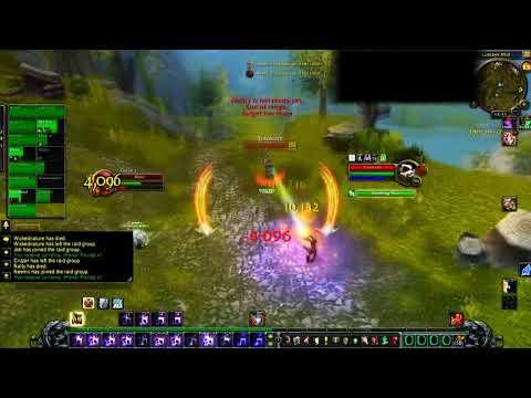 Deos - Pandashan wow 5.0.5 - DMG GAME #1