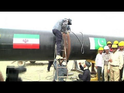 Pakistan risks US sanctions over Iran pipeline