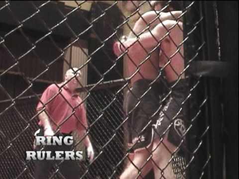 RING RULERS MMA  Vince Porter vs Phillip Wright