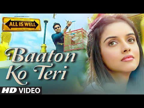 Baaton Ko Teri Video Song - All Is Well