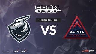 Grayhound Vs AlphaRed | COBX Masters | BO3