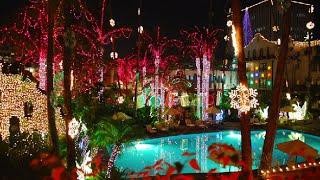 Festival of Lights  - Tour inside the Mission Inn