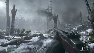 Call of Duty WWII 75 fps GTX 1070 M benchmark ULTRA  2k