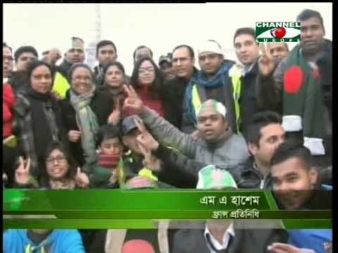 Solidarity with Shahbag Movement from Paris, Channel i Bangladesh &amp; Europe News