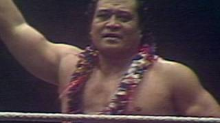 Hall of Fame: Peter Maivia Package
