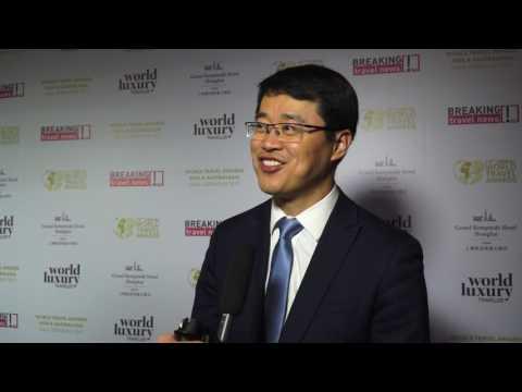 Patrick Chen, deputy director, international promotion department, Shanghai Municipal Tourism