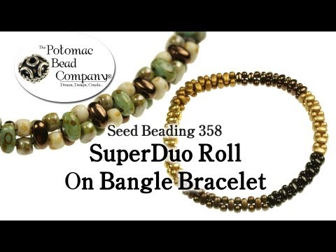 SuperDuo Roll On Bangle Bracelet