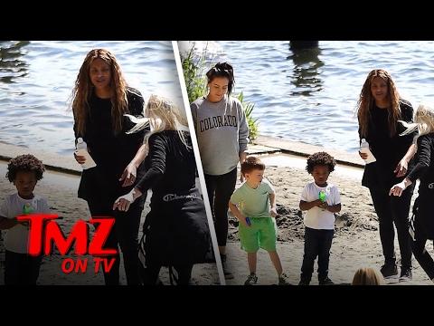 Ciara's Post Baby Bod! | TMZ TV