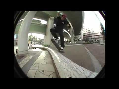 Skate Sauce Japan  l  Koji Imoto