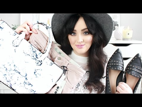 COLLECTIVE HAUL: Primark, Topshop, River Island & More! | Becca Rose