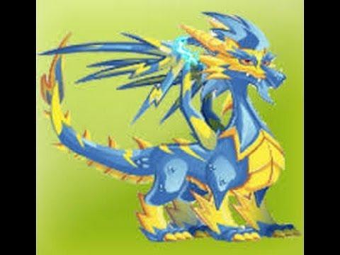 Dragon City Lightning Dragon Breeding Dragon City Lightning Dragon