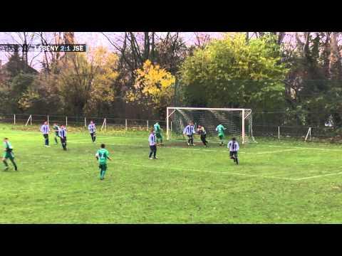 Lébény - Jánossomorja labdarúgó mérkőzés összefoglalója - 2014.11.16.