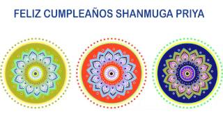 Shanmuga Priya   Indian Designs - Happy Birthday