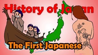 Who were the First Japanese? | History of Japan 2