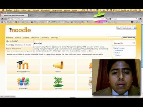 Descarga e Instalacin de Moodle