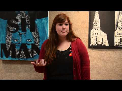 Students take the spotlight in new art exhibit