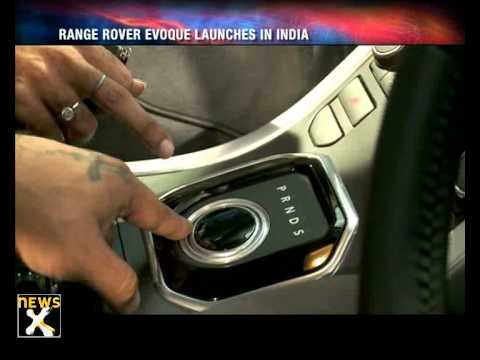 Living Cars: Range Rover launches 'Evoque' in India