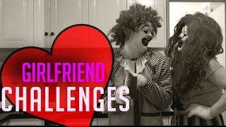 Ronald McDonald GIRLFRIEND CHALLENGE