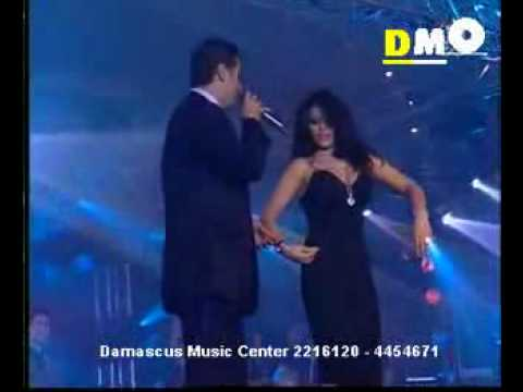 Haifa Wahbe Belly Dance Arabic Music video