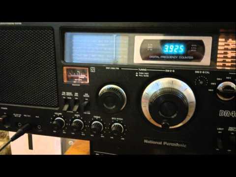 JOZ Radio Nikkei 1 (Chiba, Nagara, Japan) - 3925 kHz