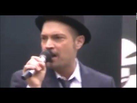 Roger Cicero -  Bad, bad Leroy Brown (Cicero sings Sinatra) - live in Frankfurt Germany