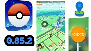 Hack Pokemon go on Android 5.1 (0.85.2) latest version