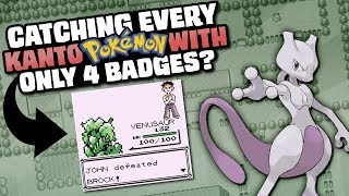 HOW EASILY CAN YOU COMPLETE PROFESSOR OAK'S CHALLENGE IN POKEMON RED/BLUE?