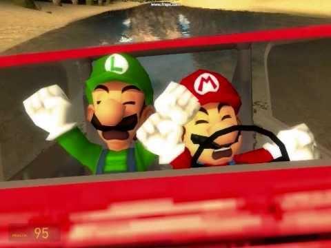 Mario And Luigis Waterfall Adventure
