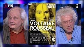 Jean-Luc Moreau & Jean-Paul Farre On n'est pas couché 4 avril 2014 #ONPC