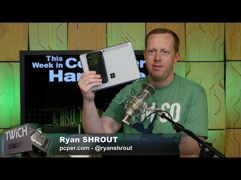 This Week in Computer Hardware 477: Surface Go? Or Surface No?