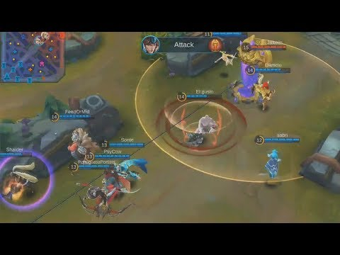 How To Kill Your Teammate & Play 9vs1 Mobile Legends Bug/Glitch
