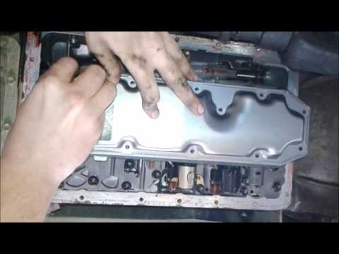 2nd Gen 4Runner Shift Solenoid Replacement ***condensed***