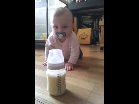 Bebe Valentino - Milk Time ! Clever Baby Xxx video