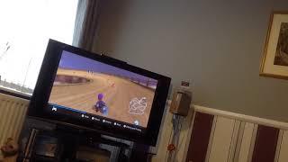 Mario kart 8 Deluxe highlight TWD98 best moment Mario kart 3