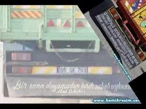 kamyon yazıları-alem kamyoncular