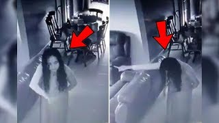 Download video 5 Penampakan Hantu yang Tertangkap CCTV
