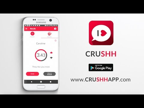 Crushh: Analyze Your Texting Relationships APK Cover