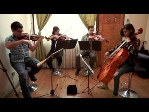 We gotta power - DragonBall Z - Tatsumaki String  Quartet