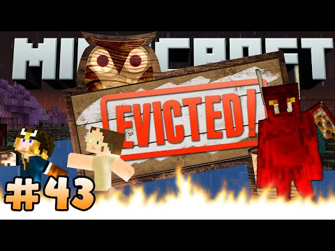 Minecraft: Evicted! #43 - Fortune Cookies! (yogscast Complete Mod Pack) video