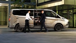 2019 Ford Tourneo Custom - Advanced High-Tech