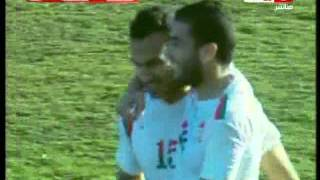 #كأس_مصر |  شاهد هدف الرجاء فى مرمى غزل كفر الدوار عن طريق اللاعب احمد سقراط