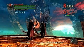devil may cry 3 dante vs dopplegangger dmd with style ...