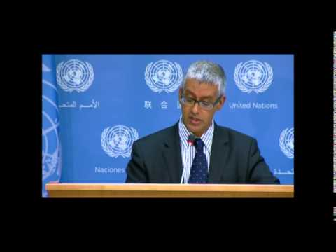 On Haiti Cholera, UN Tells ICP Ban Is Anguished - Won't Apologize for UN Bringing It, Turns to UNCA